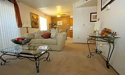 Living Room, Park Knolls, 0