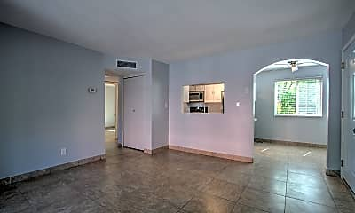 Living Room, 3130 E 4th St, 1