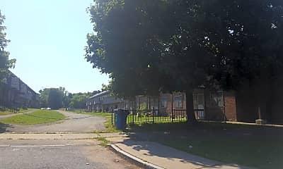 Yates Village, 0