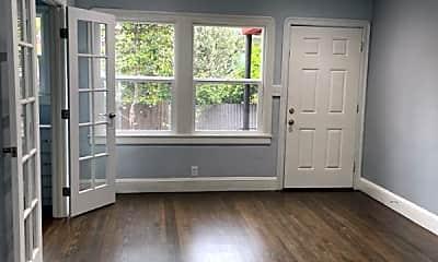 Living Room, 3815 Webster St, 1