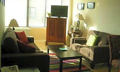 Living Room, 1330 New Hampshire Ave NW, 0