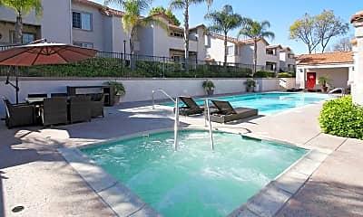 Pool, Rancho Las Brisas, 0