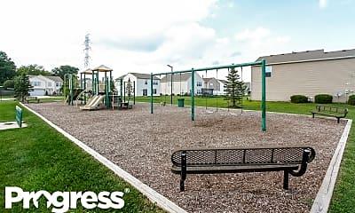 Playground, 3203 Danube Way, 2