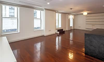 Living Room, 55 Wall St 930, 1
