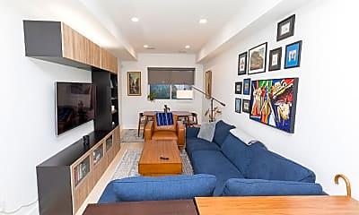 Living Room, 4016 Georgia Ave NW 1, 1