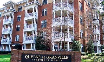 Queens At Granville, 0