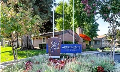 Community Signage, Sand Creek, 1
