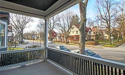 Patio / Deck, 893 Park Ave, 2