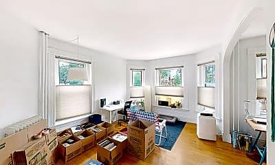 Living Room, 128 Magazine St., #1, 2