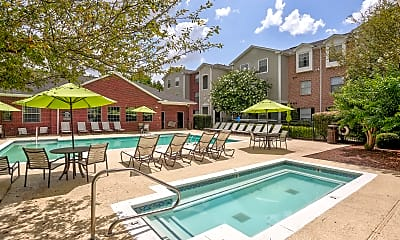 Pool, The Pointe at Raiders Campus, 0