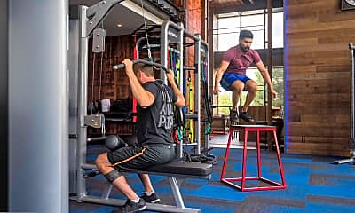 Fitness Weight Room, 234 N Christopher Columbus Blvd, 1