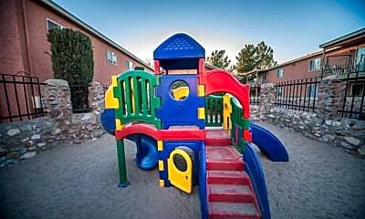 Playground, El Pavon, 2
