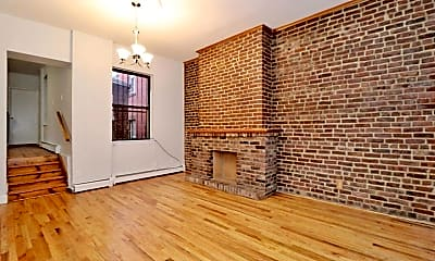Living Room, 603 Jersey Ave 2, 1