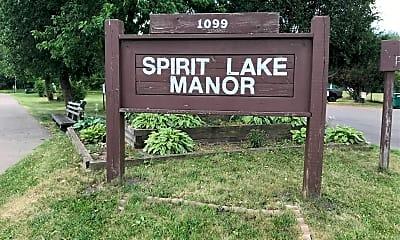 Spirit Lake Manor, 1