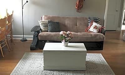 Living Room, 340 Ellis Ave, 0