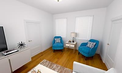 Living Room, 33 Walbridge Street, Unit 10, 0