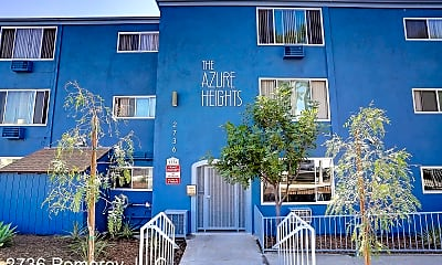 Bedroom, 2736 Pomeroy Ave, 2