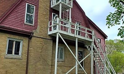 Building, 128 N Normal St, 1