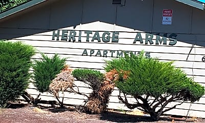Heritage Arms Apartments, 1