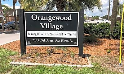 Orangewood Village Apartments, 1