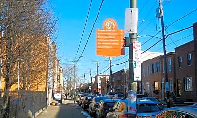 Community Signage, 1117 Morris St, 2