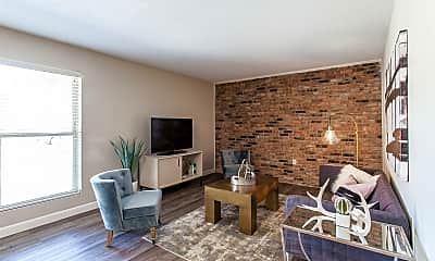 Living Room, 207 S Barksdale St, 1