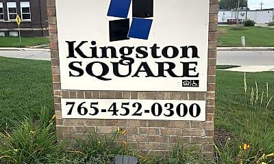 Kingston Square Apartments, 1