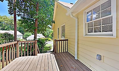 Patio / Deck, 538 Brooksdale Dr, 2