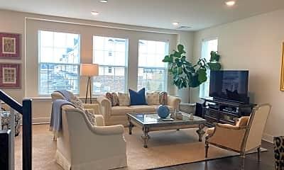 Living Room, 18 Colgate Dr, 1