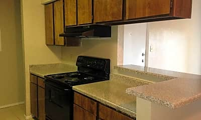 Kitchen, Copper Creek, 1