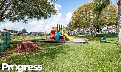 Playground, 6841 Camille St, 2