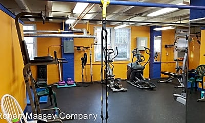 Fitness Weight Room, 1412 Willow Ave, 2