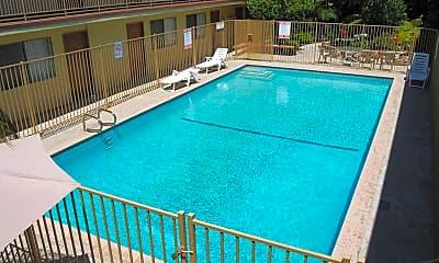 Pool, The Reef Studio Apartments, 1