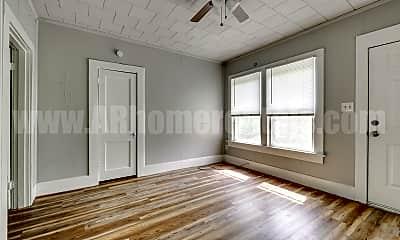 Bedroom, 1112 N Ash St, 1