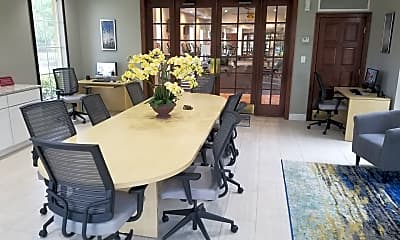 Dining Room, 3641 SW Coquina Cove Way, 1