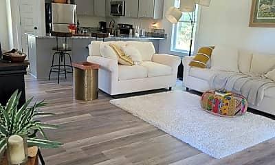 Living Room, 602 4th St, 1