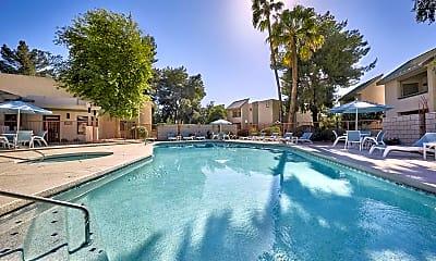 Pool, Viridian Apartments, 0