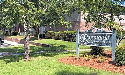 Raymonia Apartments, 1