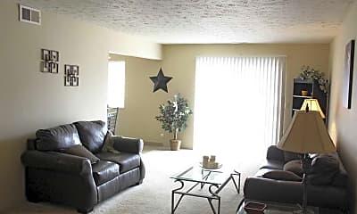 Living Room, Riverbend, 1