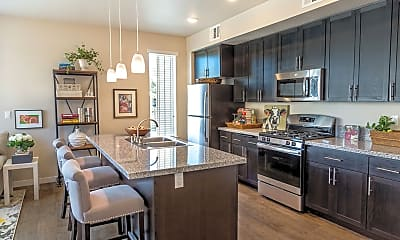 Kitchen, Rubicon at Reynolds Ranch Apartment Complex, 1