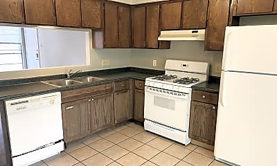 Kitchen, 202 W William Cannon Dr, 1