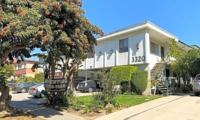 Building, 3320 Keystone Av, 2