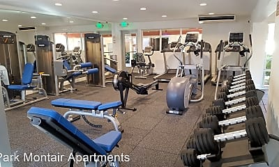 Fitness Weight Room, 4530 Montair Ave, 1