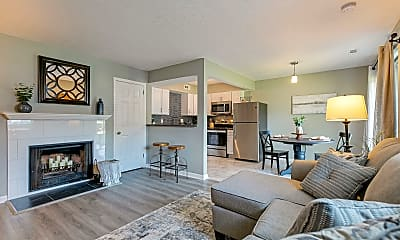 Living Room, 5757 Brentwood Trace, 0