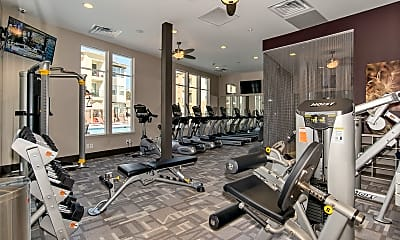 Fitness Weight Room, 743 W John Carpenter Fwy, 1