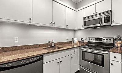 Kitchen, 39 Marlborough St, 1