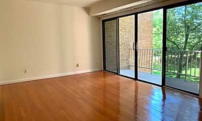 Living Room, 6038 Westchester Park, 1