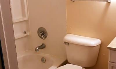 Bathroom, 409 N Longwood St, 2