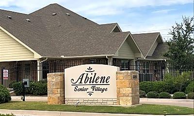Abilene Senior Village, 1
