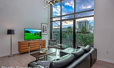 Living Room, 100 W Portland St, 1